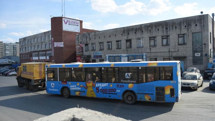 Старейший автобусный парк Екатеринбурга решили не сносить, а сделать базой для ремонта новой техники