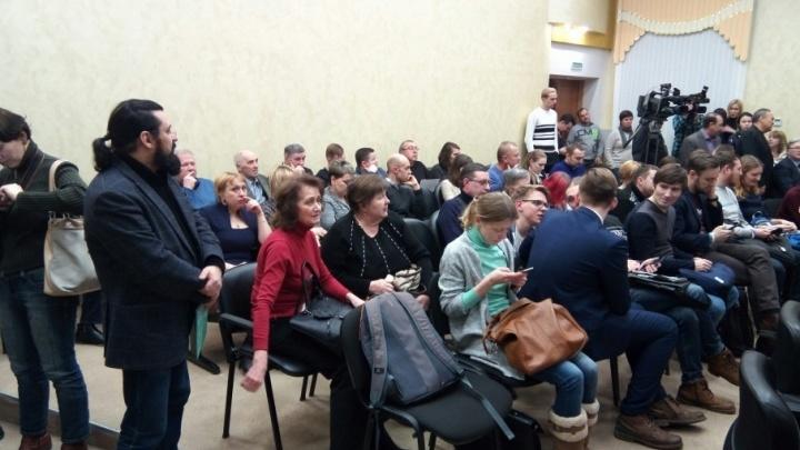 Вместо встреч — обсуждения в интернете: депутаты лишили тюменцев публичных слушаний