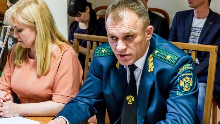Подозреваемый во взятке глава Росприроднадзора пожаловался на прессинг сокамерников