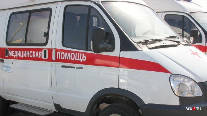 В Волгограде ВАЗ сбил на зебре восьмилетнего мальчика