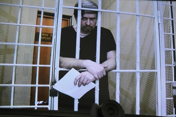 Романа Илюгина арестовали в феврале