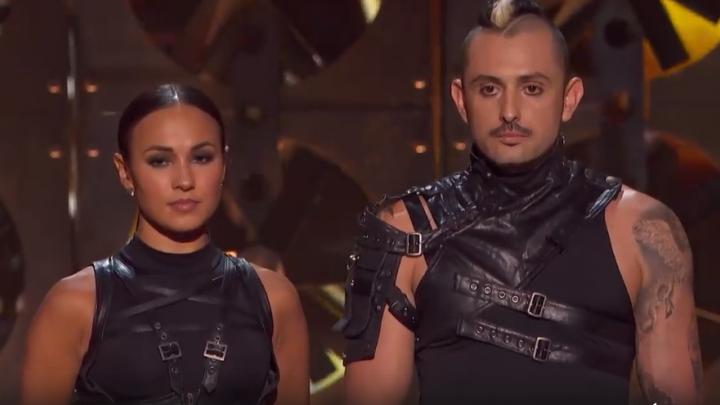 «Во время шоу я молилась Богу»: пермячка показала «смертельный номер» на America's Got Talent