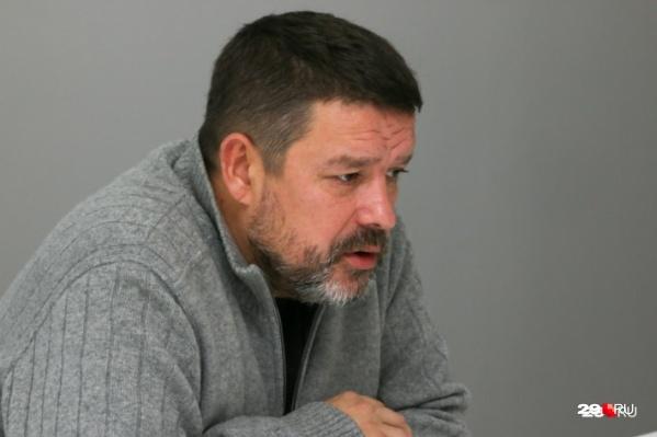Эдуард Смелов руководил «Водоканалом» меньше трех лет