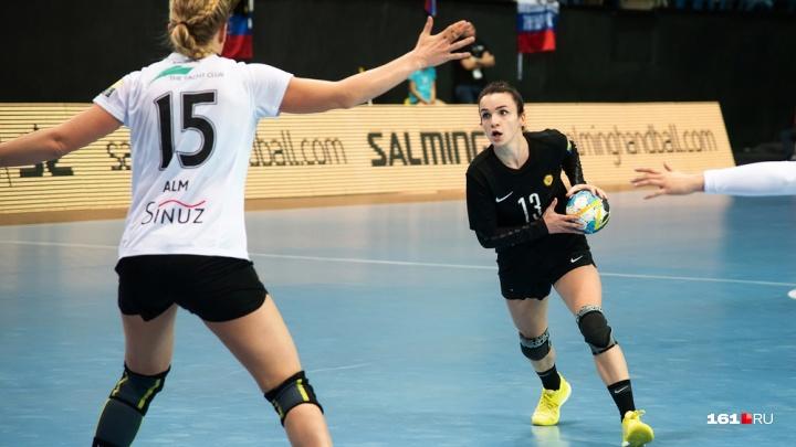 Ростовскую топ-гандболистку Вяхиреву прооперировали в Мадриде