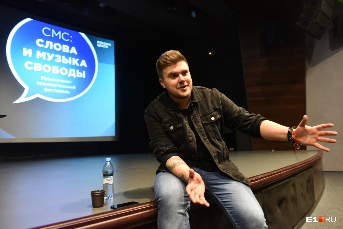 Кирилл уверен: главное — интересный контент