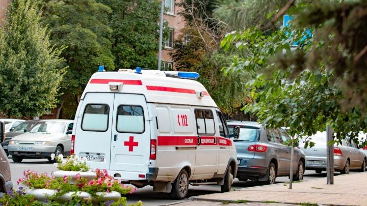 Лобовое столкновение: в результате аварии под Азовом погибла девушка