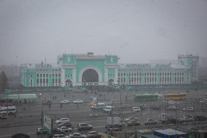 Завтра в Новосибирске днём будет не выше +2 градусов, а к концу выходных по области ночью температура может опуститься до –8 градусов