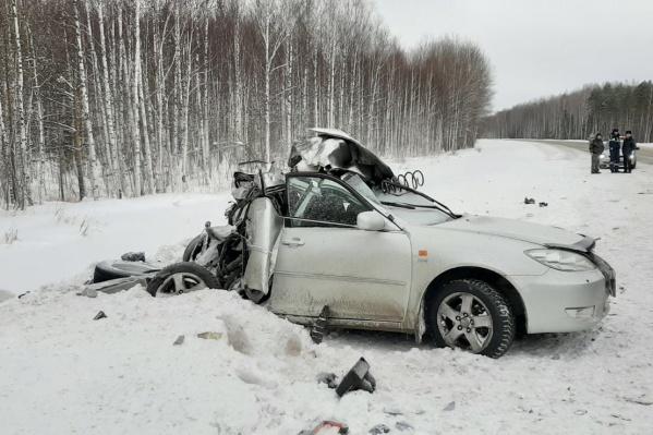 Что стало причиной аварии, выяснят сотрудники полиции