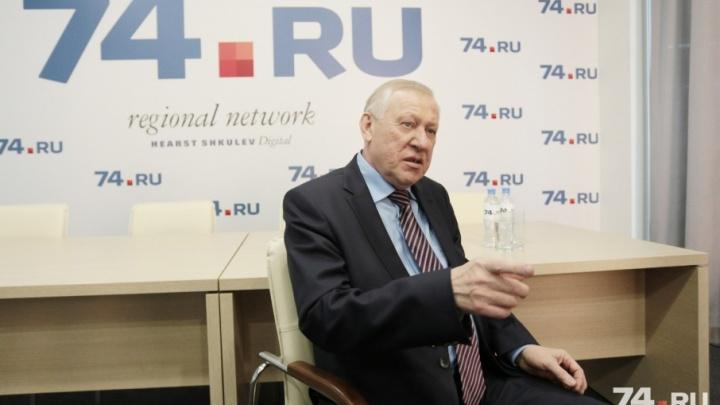 Мэр — в Сети: Евгений Тефтелев ответил на вопросы читателей 74.ru в режиме онлайн