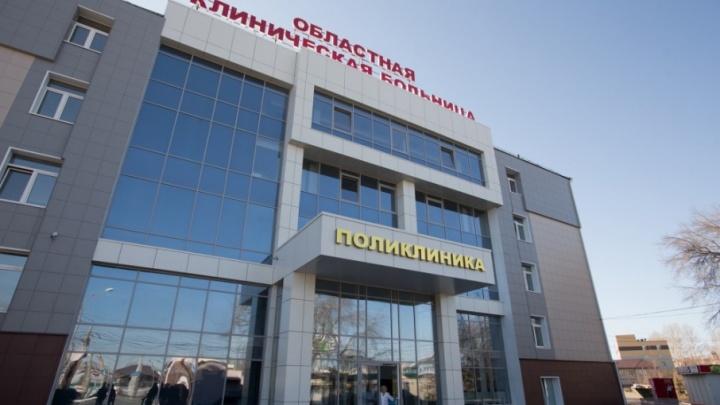 Пациентов ждут в мае: строители завершают работу в поликлинике челябинской областной больницы