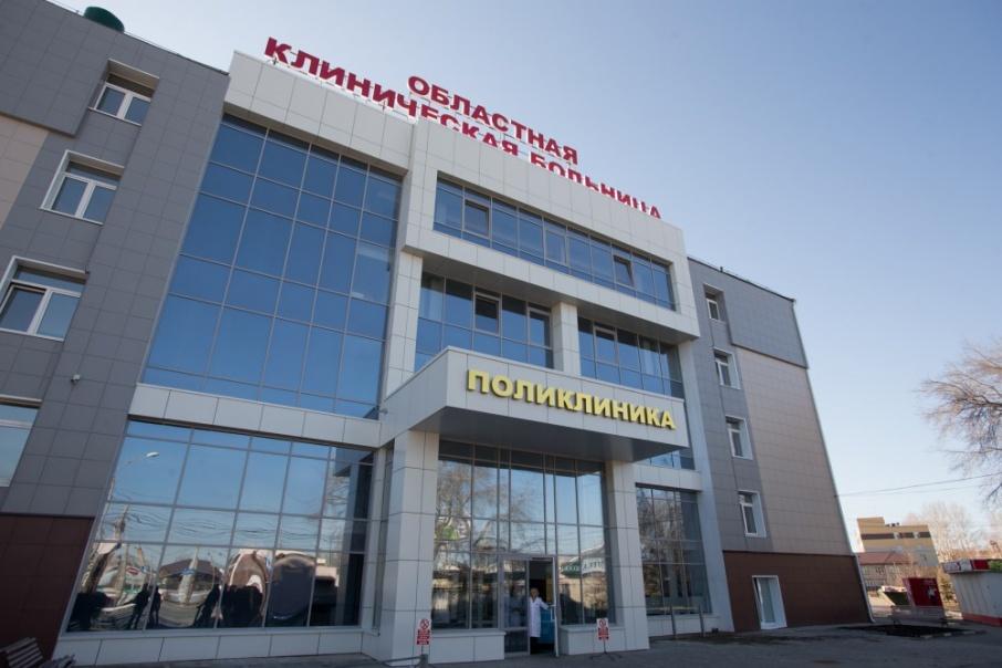 Обновлённую поликлинику строители обещают сдать в начале мая