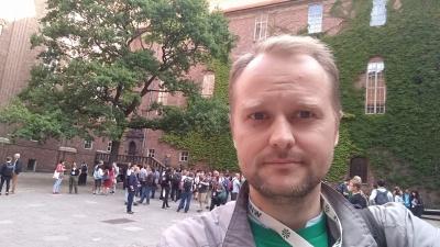 «Аула Магна» и танцы под Густавом: как я съездил на всемирный конгресс авторов «Википедии»