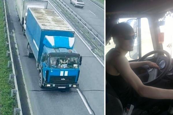 Предприимчивый водитель Роман, по словам его родственника, успел продать два грузовика и прицеп