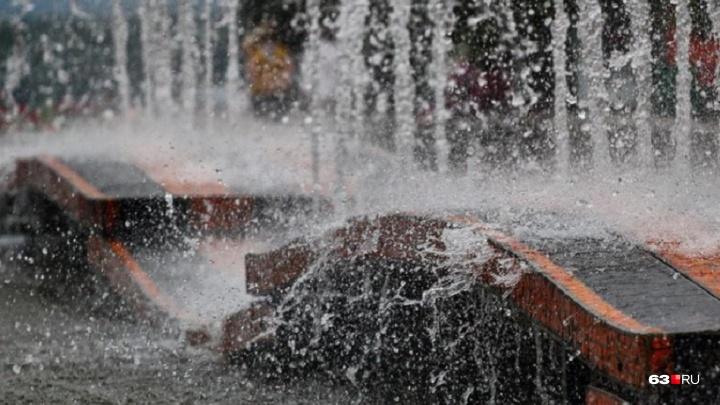 По решению суда: фонтан 30-летия Победы на Молодогвардейской опять закроют на ремонт