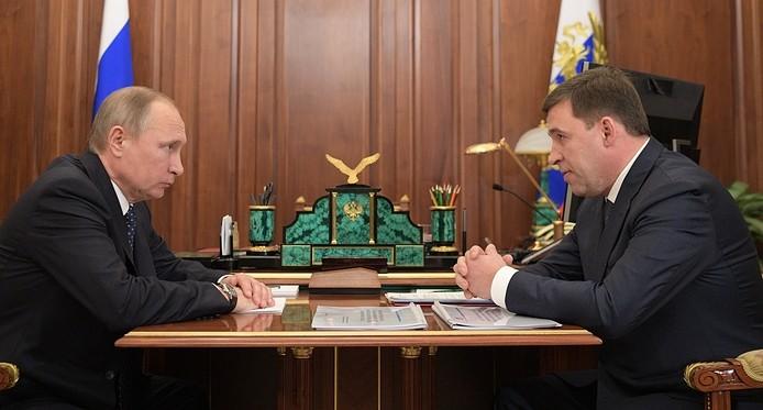 Евгений Куйвашев отправлен в отставку