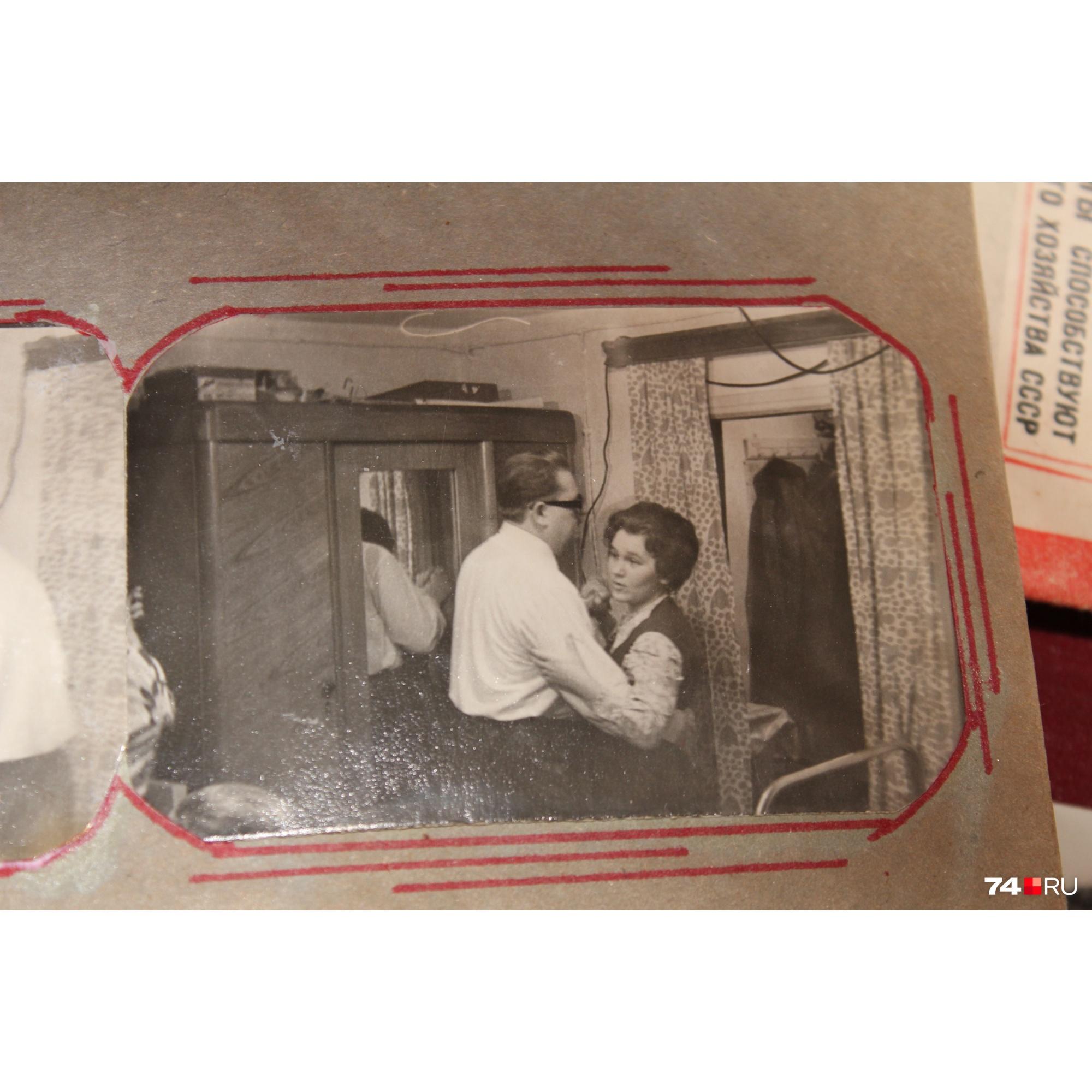 С будущей супругой Ольгой Игорь Вишев познакомился во время учёбы в МГУ