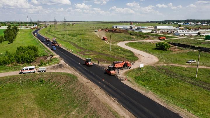 Автодорогу Тольятти — Димитровград приведут в порядок за 246 миллионов рублей
