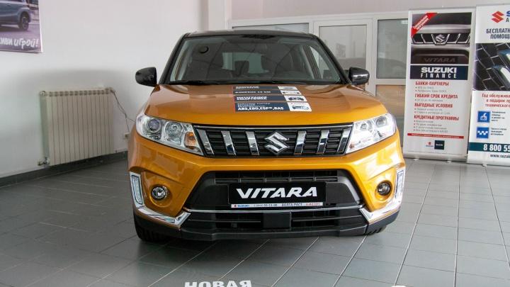 Кроссовер, покоривший бездорожье: обзор практичного и экономичного Suzuki Vitara