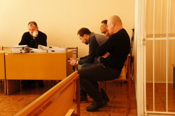Обвиняемых задержали в июле 2017 года