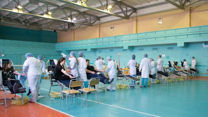 Ярославцев приглашают присоединиться к всероссийской акции по сдаче крови