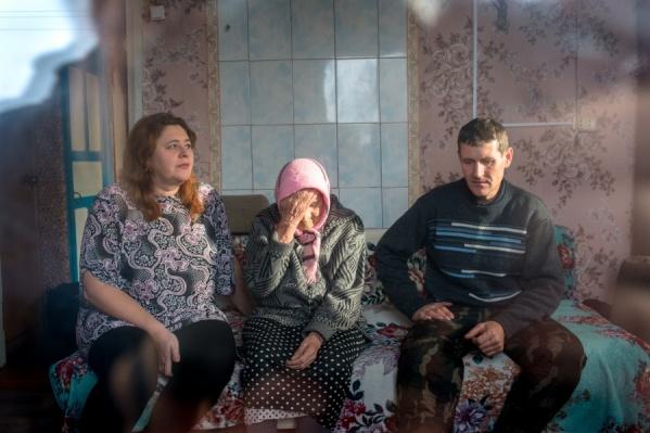 Анна Васильевна Поспелова, или баба Нюра, живёт в приёмной семье уже больше 15 лет
