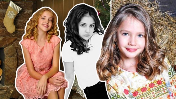 Три школьницы из Красноярска стали претендентками на титул «Юная Мисс Вселенная»