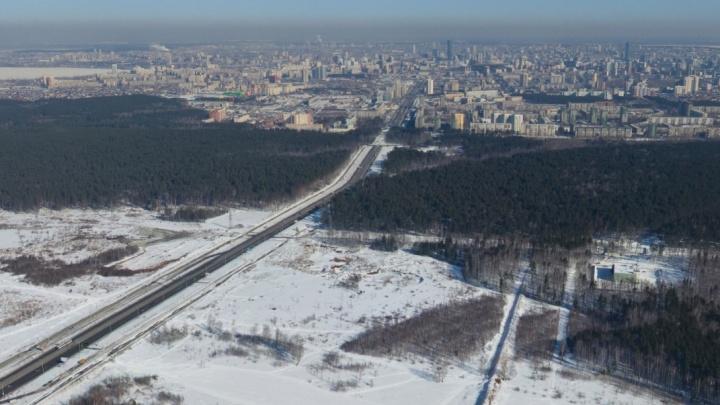 С расчётом на трамвай и с тоннелями: новый выезд из Академического начнут строить в этом году