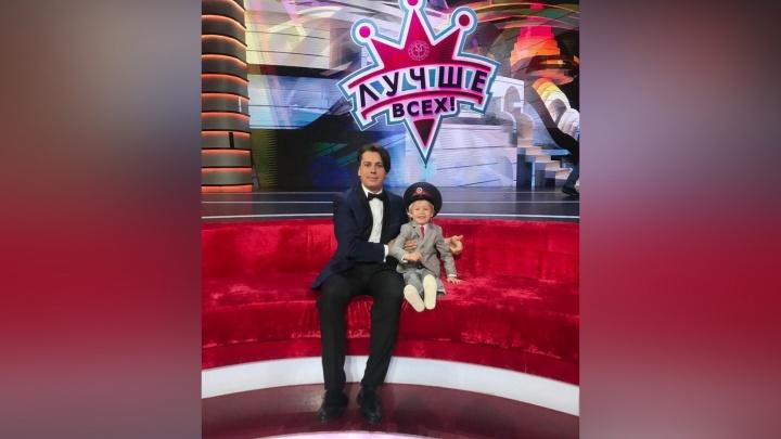 «Буду машинистом поезда Лондон — Пермь»: в шоу Максима Галкина выступил мальчик из Чернушки