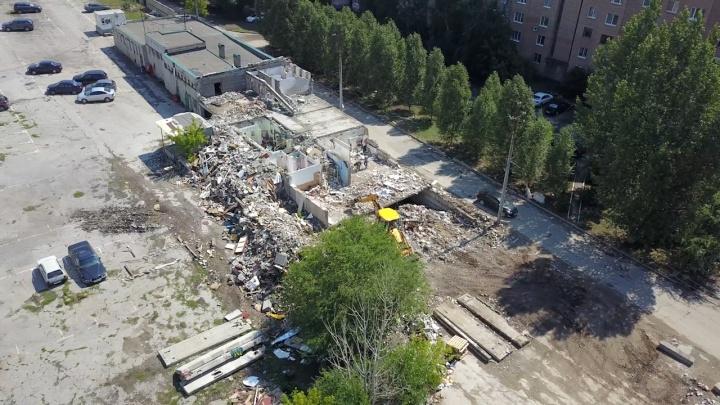 В Самаре участок наВладимирской — Карла Маркса зачистилиот незаконных гаражей