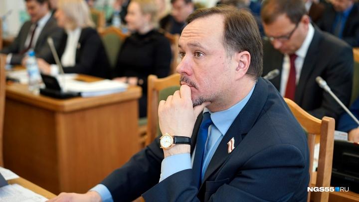 Депутата омского горсовета госпитализировали с инфарктом