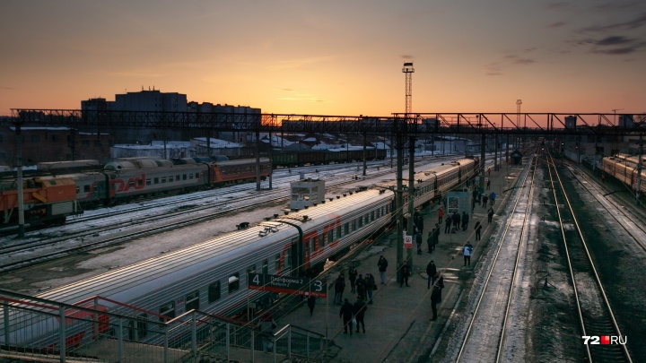 Купи вокзал: топ-5 самых дорогих объектов РЖД в Тюмени и области, которые могли бы стать вашими
