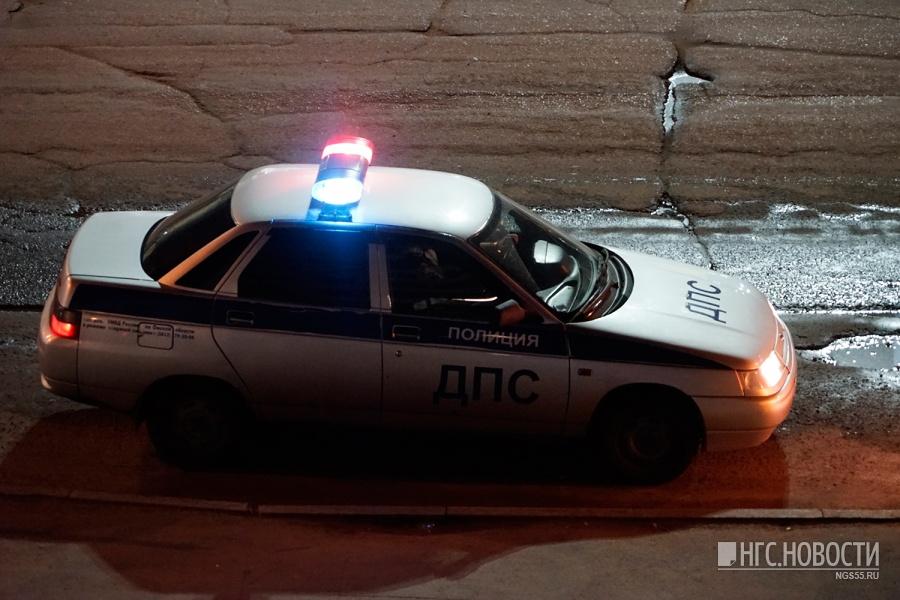 ВОмске пьяная автоледи «инсценировала» эпилепсию для инспектора ГИБДД