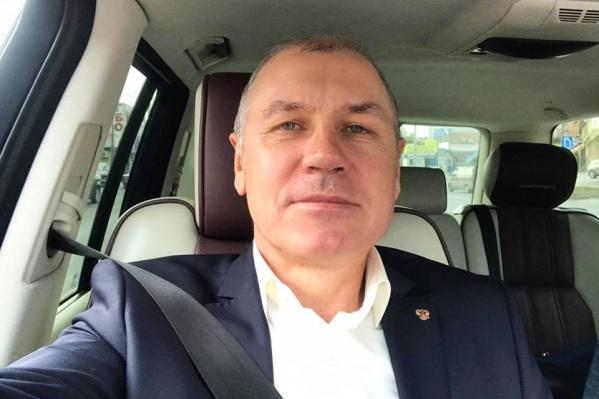 Кандидат от ЛДПР Александр Коваленко высоко оценивает свои шансы