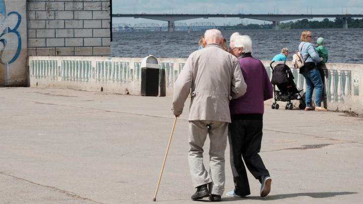 154 тысячам пермяков увеличат пенсии. Но максимум на 244 рубля