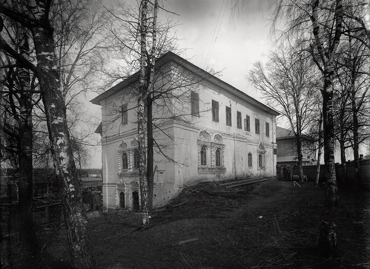 Воеводский дом в Соликамске