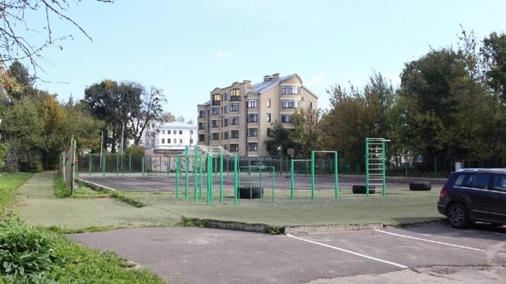Московский застройщик захотел возвести дом на месте стадиона в зоне ЮНЕСКО