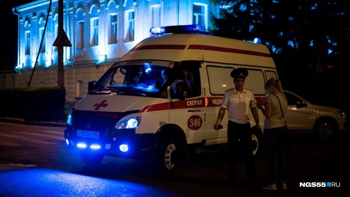 Четырех человек отвезли в больницу после конфликта на улице в Нефтяниках