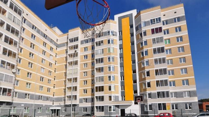 Готовые квартиры с ремонтом площадью 37,7 квадратного метра выставили на продажу за 1,67 млн рублей