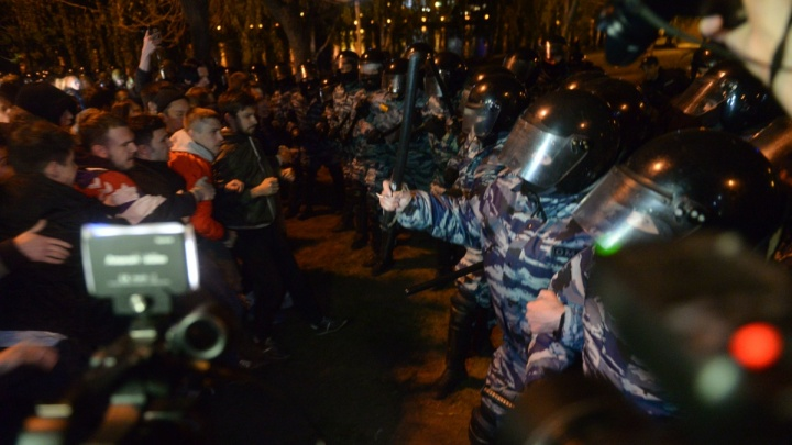 Где и как журналисты E1.RU будут освещать четвертый день протестов в Екатеринбурге