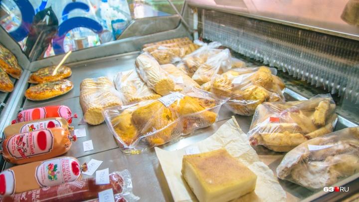 Ловкая афера с колбасой: в Похвистнево женщину задержали за серию краж