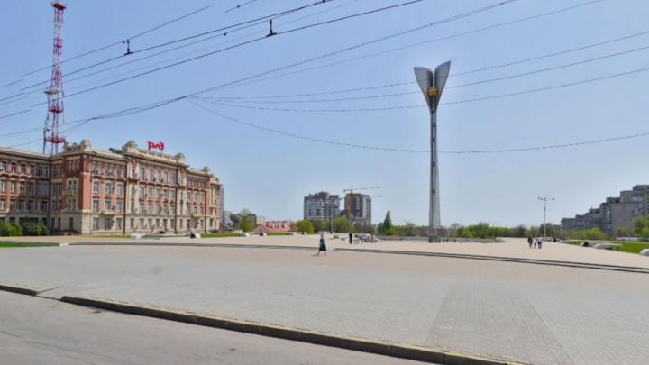 В Ростове за 24 миллиона отремонтируют Театральную площадь