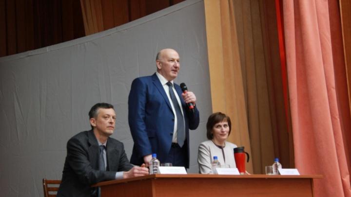 Подозреваемого в растрате ректора медуниверситета Артюхова суд отстранил от работы