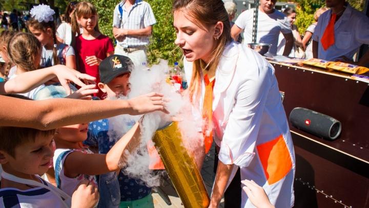 От шавермы до плова: в центре Волгограда собрались лучшие повара города