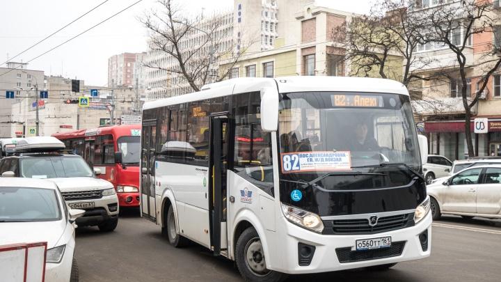 В Ростове появился первый автобус-экскурсовод