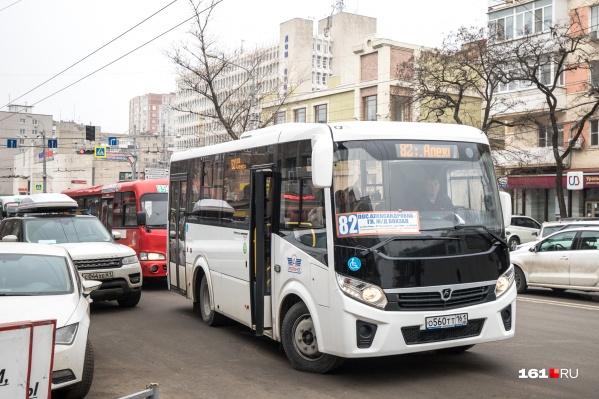 Во время поездки автобус будет рассказывать пассажирам об истории города