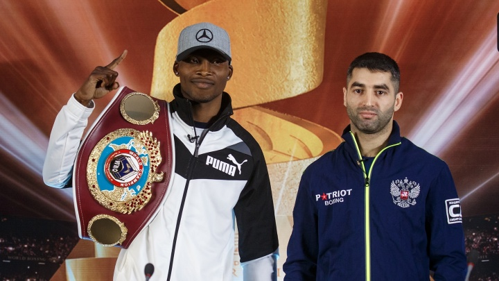 Завтра на ринг: тренер Михаила Алояна рассказал о подготовке к бою с чемпионом мира