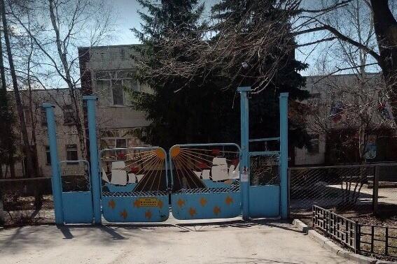 Насекомых видели в детском саду №95 (первый корпус) на улице Гастелло