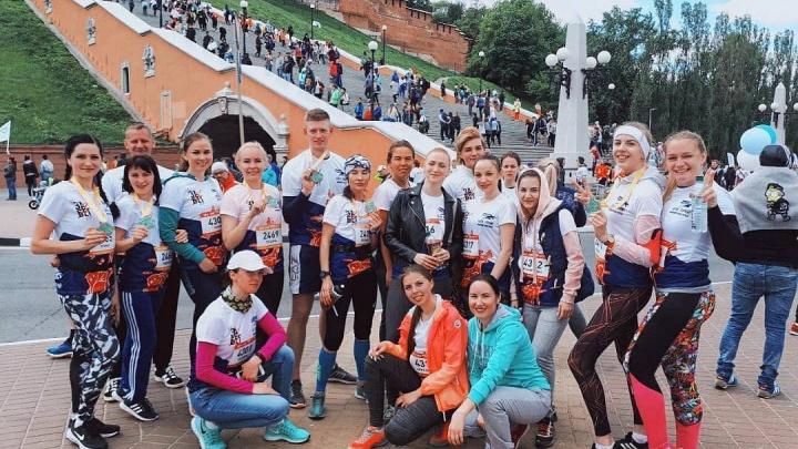 Покажи свой Instagram: смотрим на героев, которые вышли на нижегородский полумарафон