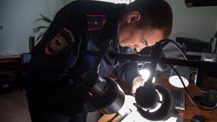 В Санкт-Петербурге у омича нашли два килограмма пороха