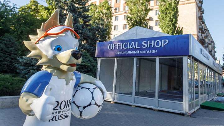 Минспорта России требовало от футбольного клуба из Волгограда вернуть деньги на подготовку к чемпионату мира